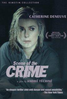 Le lieu du crime (1986) cover