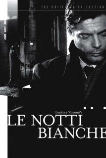 Le notti bianche (1957) cover