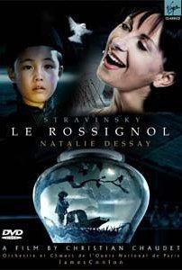 Le rossignol (2005) cover