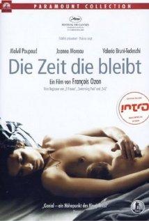 Le temps qui reste (2005) cover