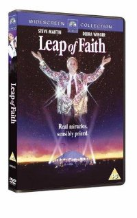 Leap of Faith (1992) cover