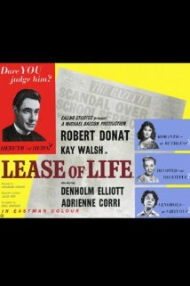 Lease of Life (1954) cover