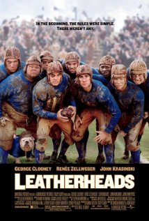 Leatherheads 2008 poster