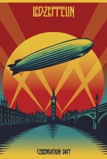Led Zeppelin: Celebration Day (2012) cover