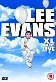Lee Evans: XL Tour Live 2005 (2005) cover