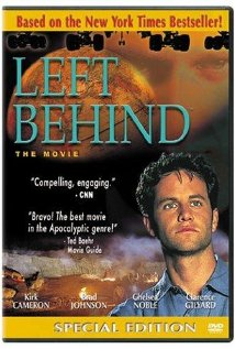 Left Behind (2001) cover