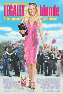 Legally Blonde (2001) cover
