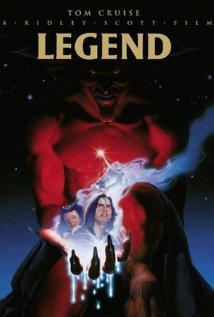Legend (1985) cover