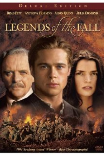 Legends of the Fall (1994) cover