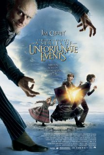 Lemony Snicket's A Series of Unfortunate Events 2004 poster