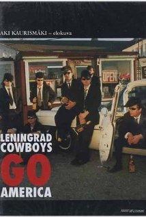 Leningrad Cowboys Go America (1989) cover