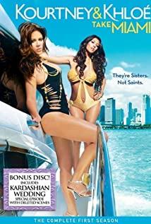 Kourtney & Khloé Take Miami 2009 poster