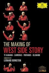 Leonard Bernstein Conducts West Side Story (1985) cover