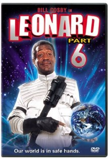 Leonard Part 6 (1987) cover