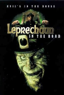 Leprechaun in the Hood (2000) cover