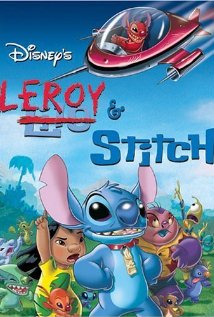 Leroy & Stitch (2006) cover