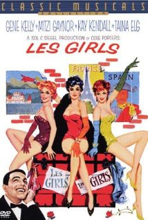Les Girls (1957) cover