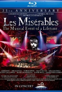 Les Misérables in Concert: The 25th Anniversary (2010) cover