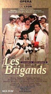 Les brigands (1989) cover