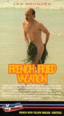 Les bronzés (1978) cover
