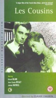 Les cousins (1959) cover