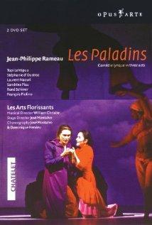 Les paladins (2005) cover