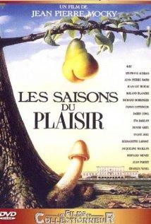 Les saisons du plaisir (1988) cover