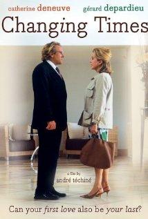 Les temps qui changent (2004) cover