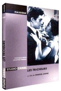 Les tricheurs (1958) cover