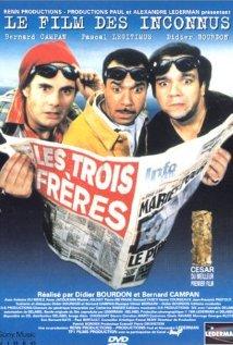 Les trois frères (1995) cover