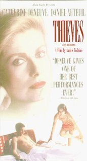 Les voleurs 1996 poster