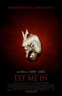 Let Me In (2010) cover