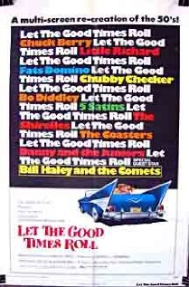 Let the Good Times Roll (1973) cover