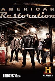 American Restoration (2010) cover