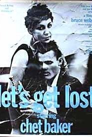 Let's Get Lost 1988 poster