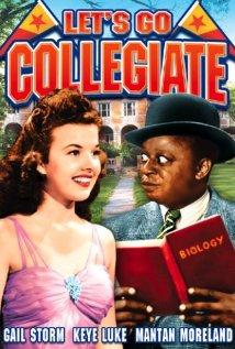 Let's Go Collegiate (1941) cover