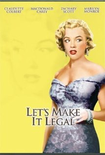 Let's Make It Legal (1951) cover