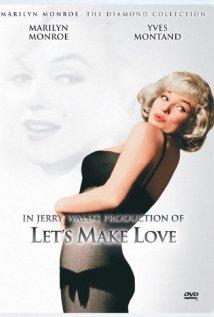 Let's Make Love 1960 poster