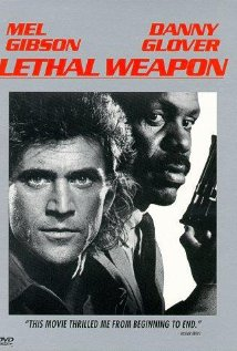 Lethal Weapon (1987) cover