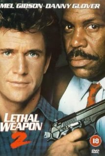Lethal Weapon 2 (1989) cover
