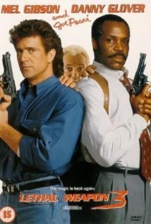 Lethal Weapon 3 (1992) cover