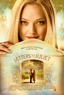 Letters to Juliet (2010) cover