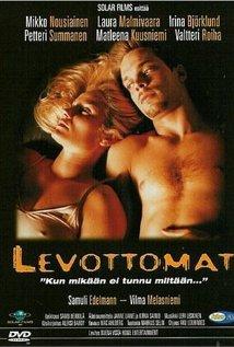 Levottomat (2000) cover