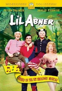 Li'l Abner (1959) cover