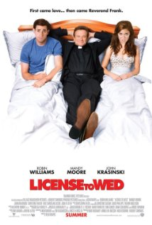 License to Wed (2007) cover