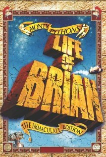 Life of Brian (1979) cover