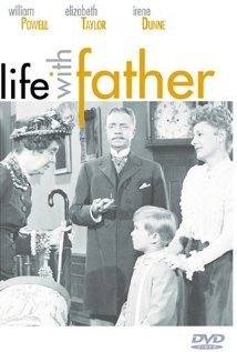 Life with Father (1947) cover