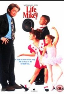 Life with Mikey (1993) cover