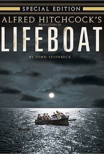Lifeboat (1944) cover