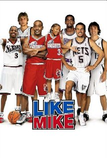 Like Mike (2002) cover
